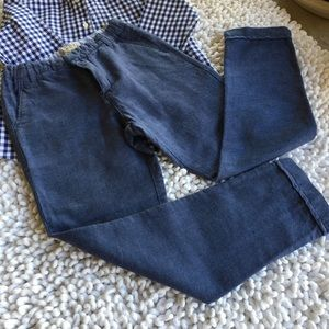 Zara Collection Jeans size 7 Blue
